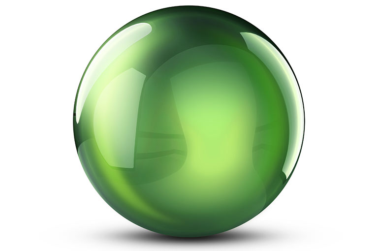 A decorative image of green hydrogen