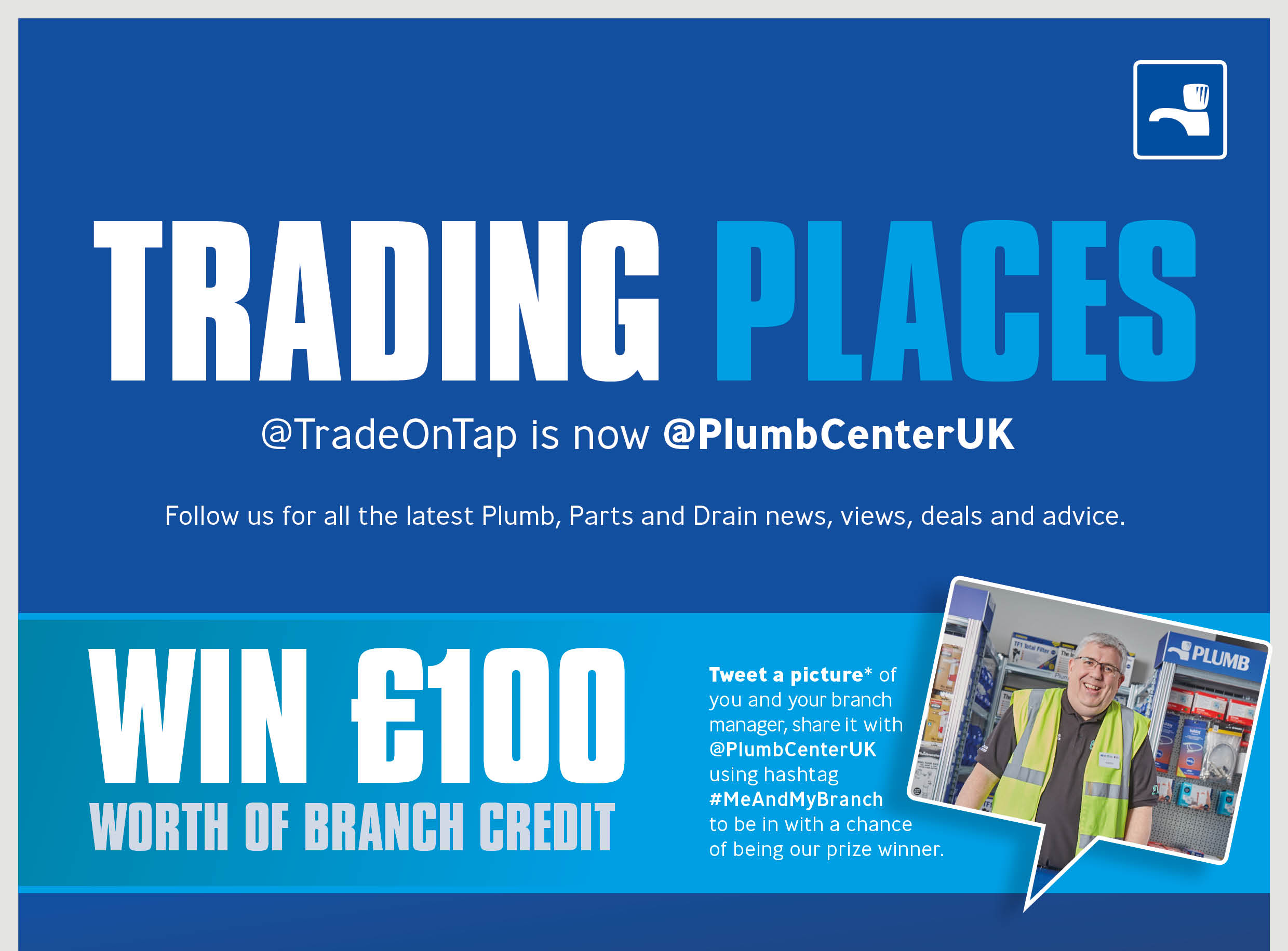 New social media image for Plumb and Parts Center