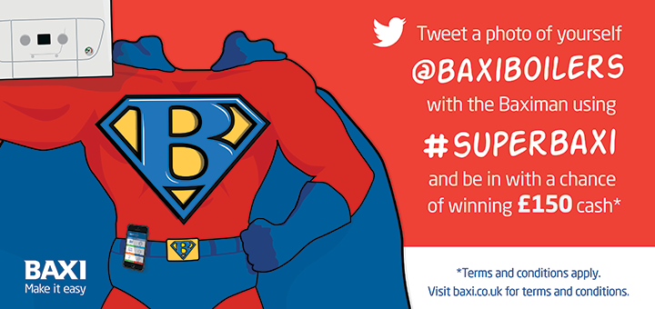 Baxi hero infographic