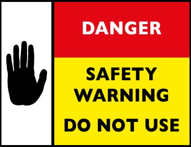 GIUSP Danger Do Not Use