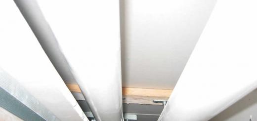 Concealed Room Sealed Fanned Draught Boiler Chimney Flue