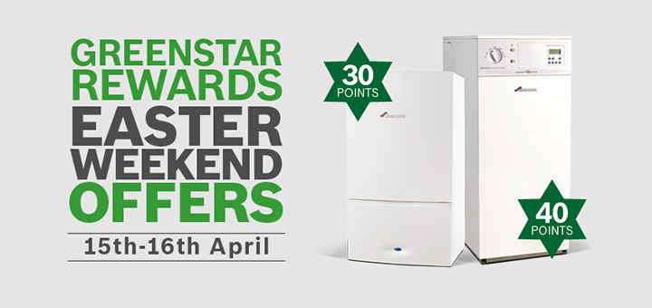 Greenstar rewards Easter offer