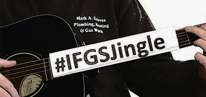 #IFGSJingle image