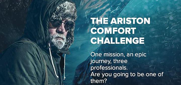 Ariston Comfort Challenge