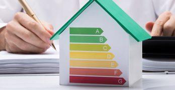 House energy efficiency ratings