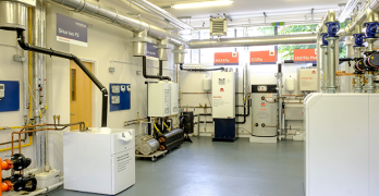 Baxi Commercial Training room