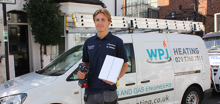 Callum Meggary Apprentice of the Year