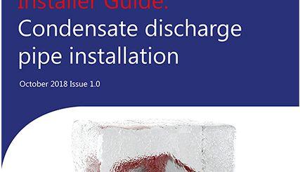 Condensate-guide