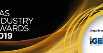 Gas Industry Awards 2019 image