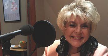 Broadcaster Gloria Hunniford