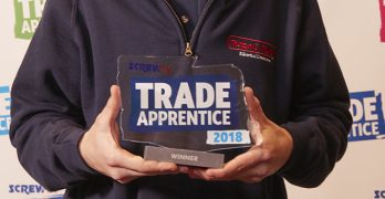 Screwfix apprentice of the year 2018