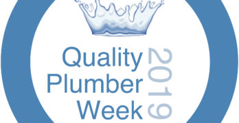 Quality Plumber Week logo