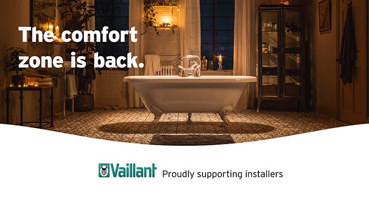 Vaillant TV ad returns