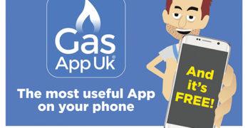 Gas App UK advert