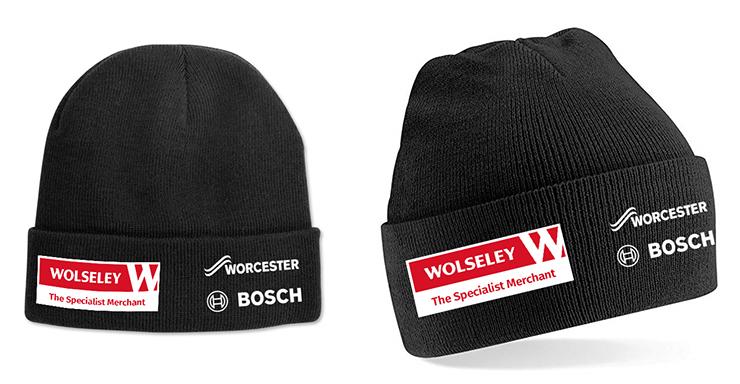 Wolseley offers free workwear hats