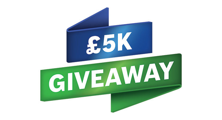 Image showing Worcester's £5k giveaway competition