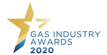 The Gas Industry Awards logo 2020