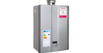 The Rinnai N-Series boiler