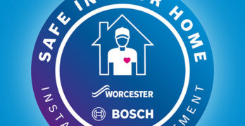 An image showing Worcester's Installer Commitment