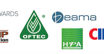 A collection of logos of companies involved in the CIPHE survey