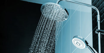 Worshipful Company Autumn Lecture - image of shower
