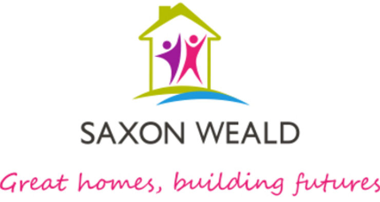 Logo for Saxon Weald