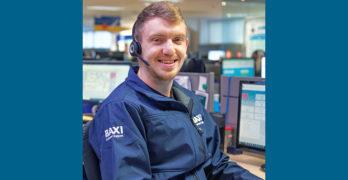 Customer service adviser for Baxi